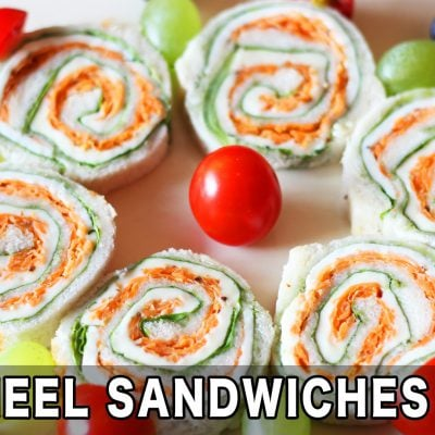 Pinwheel Sandwich | Kid's Lunch Box Recipe | Kanak's Kitchen [HD]