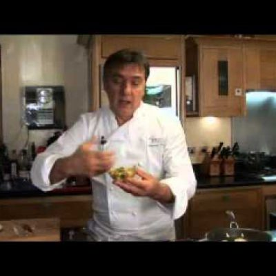 Raymond Blanc-  Scallops with Cauliflower recipe
