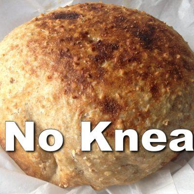 Slow Cooker No Knead Bread Recipe – GardenFork