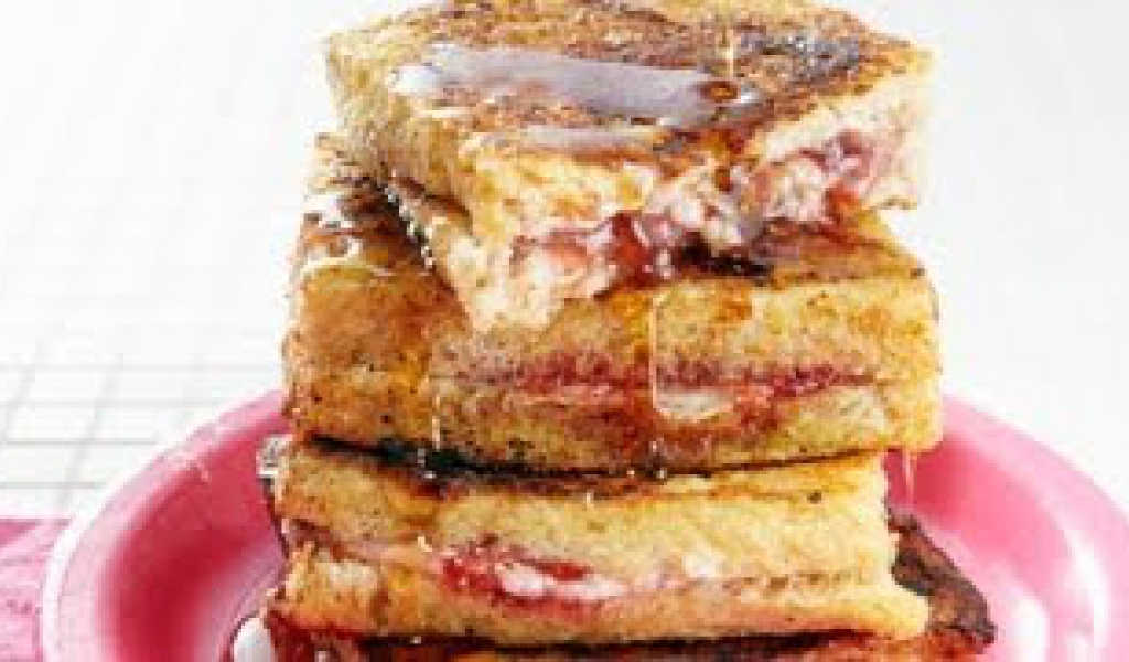 Special Breakfast Recipes: How To Make Stuffed French Toast – Weelicious