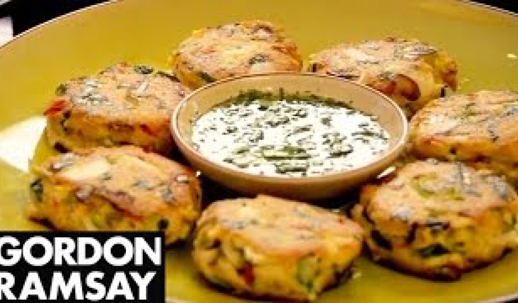Gordon Ramsay Fish Cakes Recipe