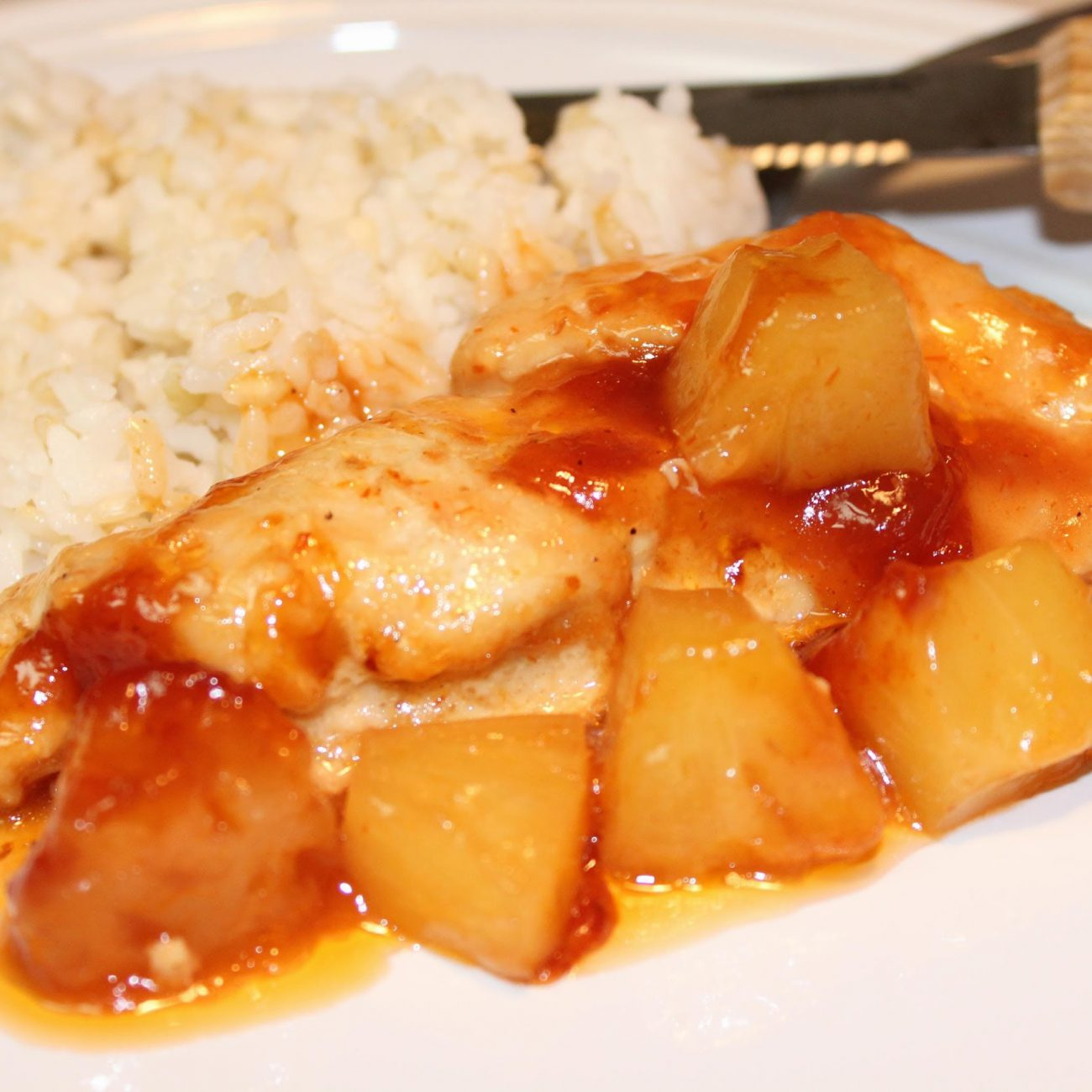 Sweet Sour Pineapple Chicken