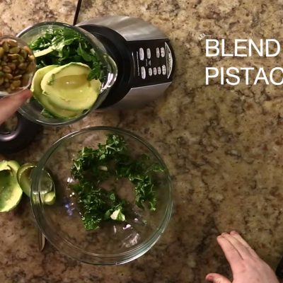 Swiss Chard, Avocado and Pistachio Pasta – McCormick Recipes