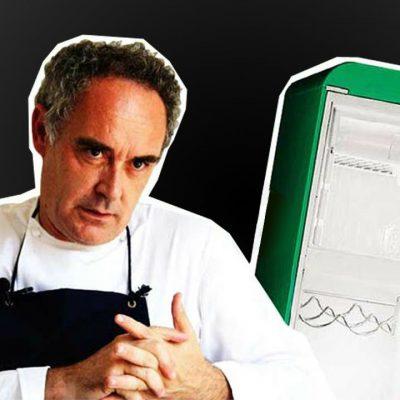 The Bare Fridge Challenge: Ferran Adrià | Fine Dining Lovers by S.Pellegrino & Acqua Panna