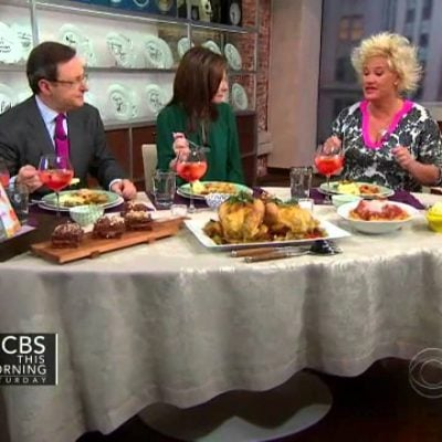 THE Dish with Anne Burrell