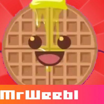 Waffles : animated music video : MrWeebl